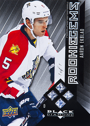 2014-15-NHL-Black-Diamond-Rookie-Redemption-Quad-Gems-Aaron-Ekblad