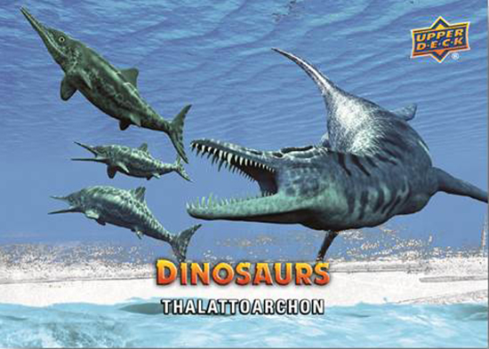 2015-Upper-Deck-Dinosaurs-Base-Card-Thalattoarchon