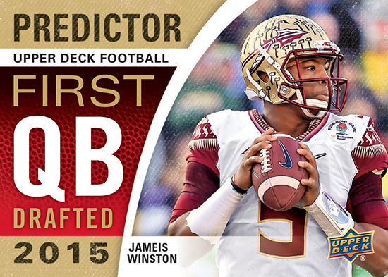 2015-Upper-Deck-Football-Predictor-Jameis-Winston