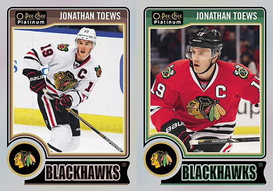 2014-15-NHL-O-Pee-Chee-Platinum-Photo-Variation-Jonathan-Toews