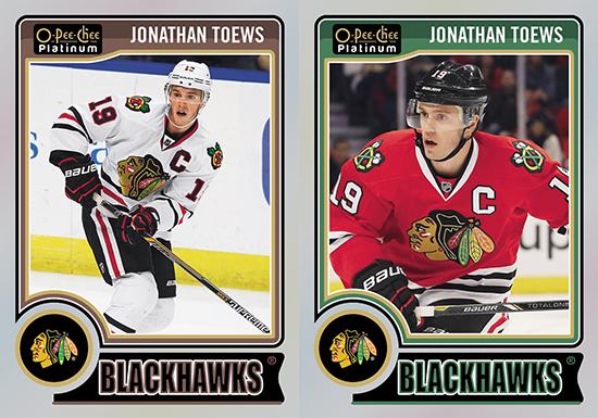 2014-15-NHL-O-Pee-Chee-Platinum-Photo-Variation-Jonathan-Toews