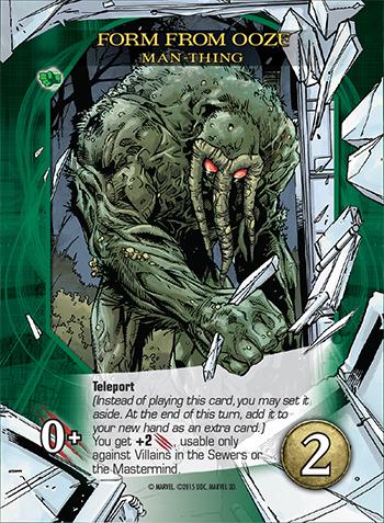 2015-Upper-Deck-Marvel-3D-Legendary-Playable-Insert-Card-Man-Thing