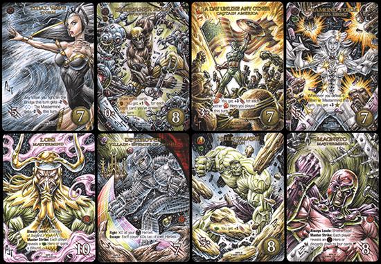 2015-Upper-Deck-Marvel-3D-Legendary-Sketch-Card-Anthony-Tan-2