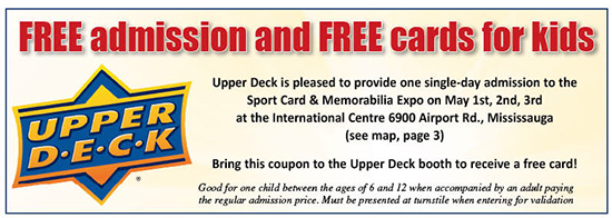 2015-Upper-Deck-Spring-Expo-Free-Kids-Admission-Coupon-2015