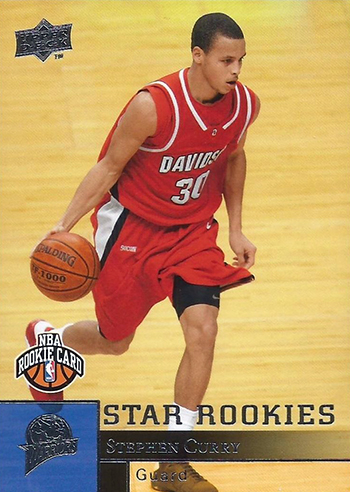 Steph-Curry-Upper-Deck-Star-NBA-Golden-State-Rookie-Card
