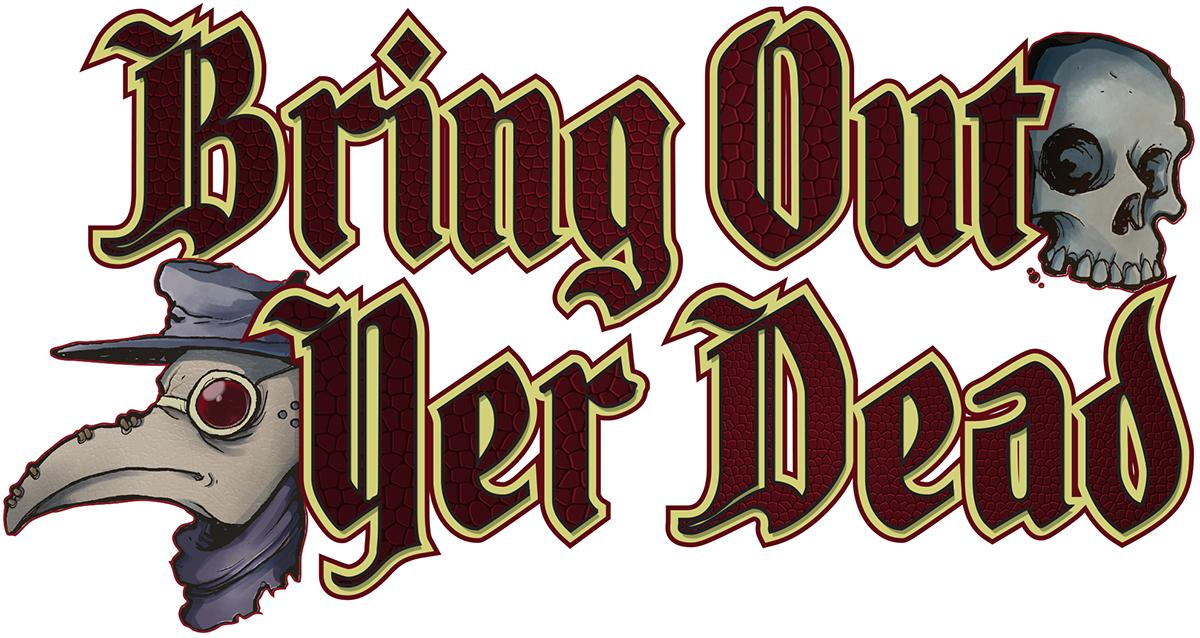 Bring Out Yer Dead logo