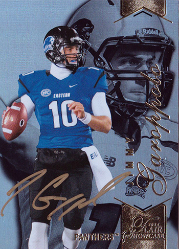 Best-Rookie-Cards-Collect-Valueable-Rare-Jimmy-Garoppolo-Upper-Deck-Flair-Showcase-Autograph