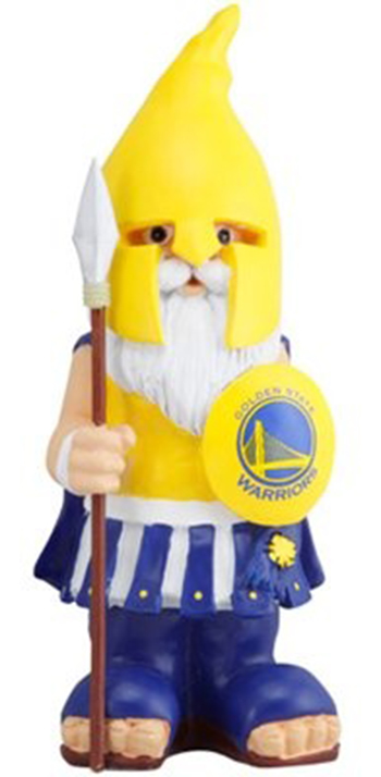 Golden-State-Warriors-NBA-Champions-Collectibles-gnome