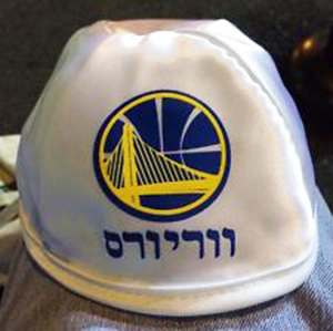 Golden-State-Warriors-NBA-Champions-Collectibles-yarmulke