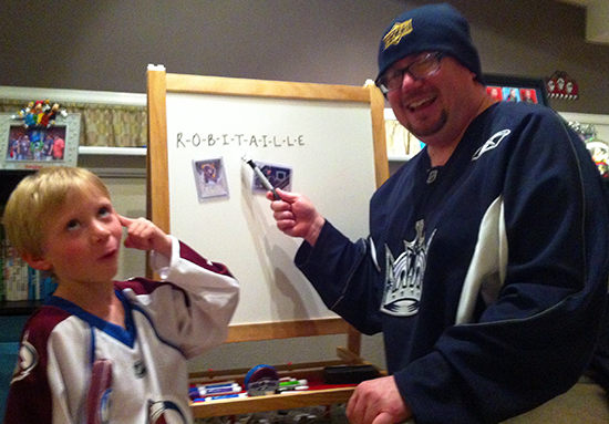 Upper-Deck-Dads-Read-Father-Son-Teach-Kids-Dad-Child-Card-Spelling-Bee-Test