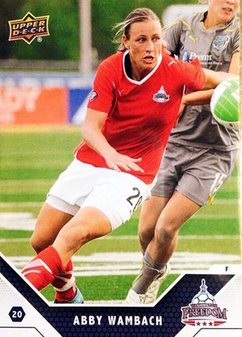 World-Cup-2011-Upper-Deck-WPS-Card-Team-USA-Womens-Soccer-Futbol-Abby-Wamback