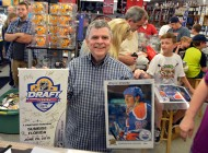 Jim & Steve's Sportscards Hosts an Incredible Night with Upper Deck Authenticated