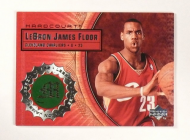 UPPER DECK THROWBACK THURSDAY CREATE THE CAPTION PROMOTION: LeBron James