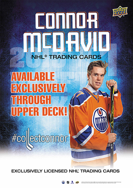 Connor-McDavid-Edmonton-Oilers-Upper-Deck-Exclusive-Spokesman