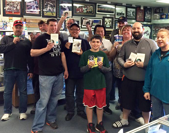 Upper-Deck-In-Store-Event-Collectors-Happy