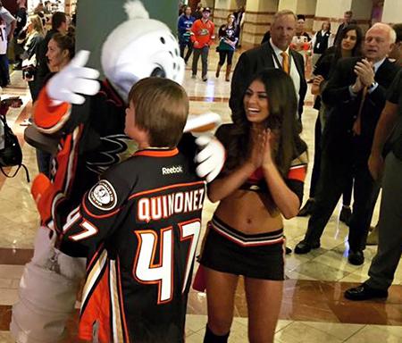 2015-Anaheim-Ducks-Home-Opener-Kai-Quinonez-Young-Guns-Rookie-Reveal-3
