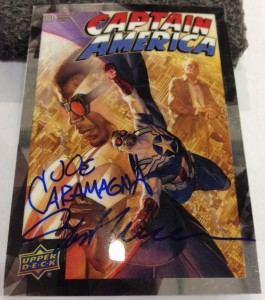 Vibranium Captain America Auto