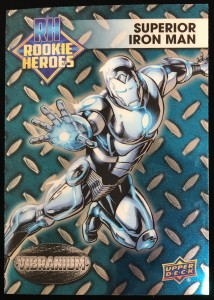 Rookie Heroes Superior Iron Man