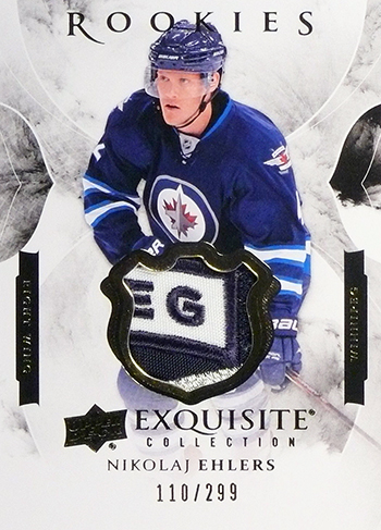 2015-16-Upper-Deck-NHL-Exquisite-Collection-Patch-Nikolaj-Ehlers-Rookie
