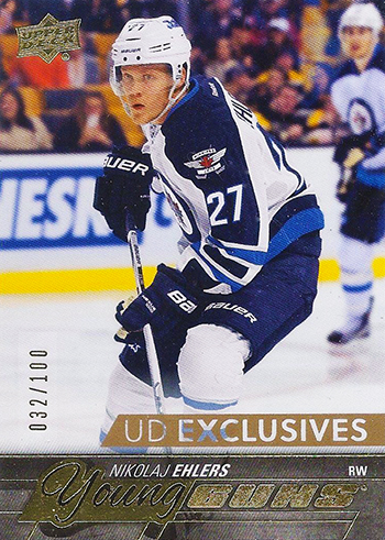 2015-16-Upper-Deck-Young-Guns-Exclusives-Nikolaj-Ehlers-Rookie-Card