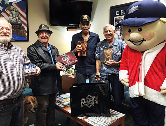Charity-Upper-Deck-Gives-Back-at-Christmas-San-Diego-Goodwill-Military-Veterans-Village