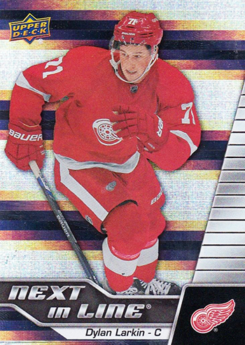 2015-16-NHL-Upper-Deck-Overtime-Rookie-Card-Dylan-Larkin