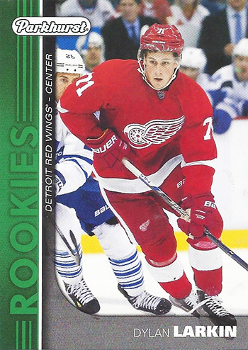 2015-16-NHL-Upper-Deck-Parkhurst-Rookie-Card-Dylan-Larkin
