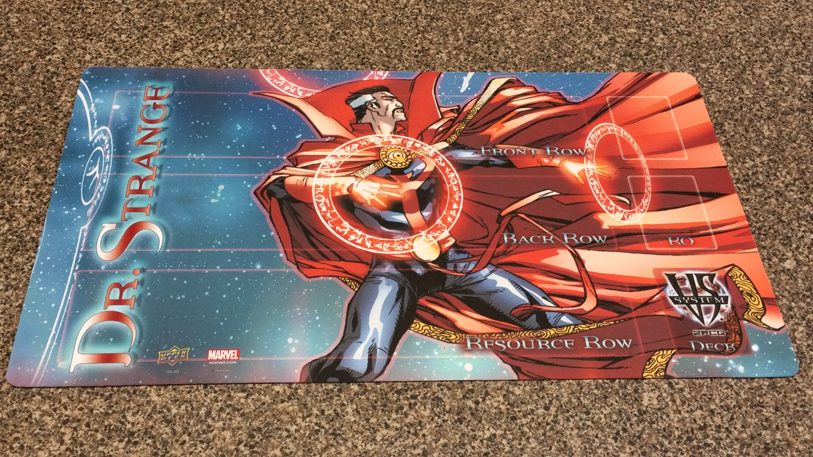 Dr. Strange Playmat picture