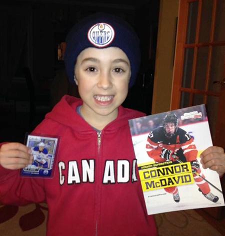 Upper-Deck-Valentines-Day-VDay-Collector-Love-Connor-McDavid-Edmonton-Oilers-Kid