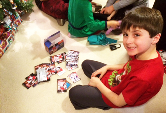 Collectors-Blog-Canadian-Dad-Chris-Read-Father-Son-Collect-Christmas-Gift-Idea-NHL-Cards