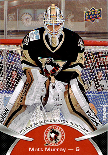 2015-16-NHL-Upper-Deck-AHL-Matt-Murray-Goalie-XRC