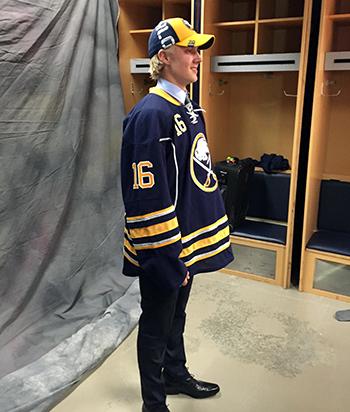 2016-NHL-Draft-Upper-Deck-First-Niagra-Buffalo-Sabres-Top-Draft-Pick-Alexander-Nylander