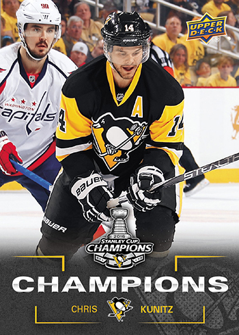2016-Upper-Deck-Stanley-Cup-Champion-Pittsburgh-Penguins-Chris-Kunitz