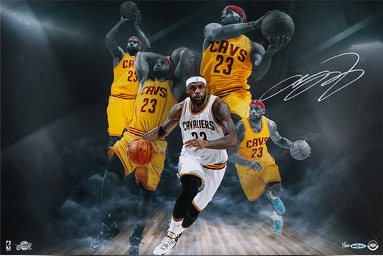 lebron-james-autographed-imaginative-photo-upper-deck-authenticated-signed
