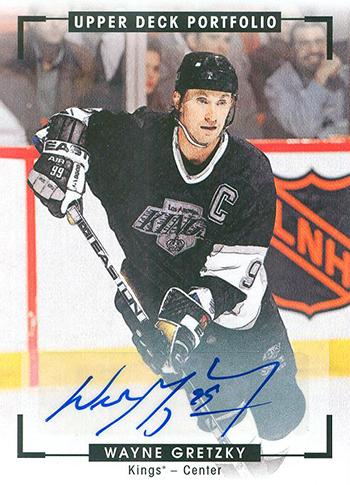 2015-16-Upper-Deck-NHL-Portfolio-Autograph-Wayne-Gretzky
