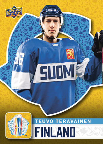 2016-Upper-Deck-World-Cup-of-Hockey-Promotional-Set-Teuvo-Teravainenl
