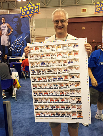 Upper-Deck-National-Sports-Collectors-Convention-Giveaway-Raffle-Corporate-Booth-Uncut-Sheet
