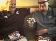 For Zach Sample, Collecting Hockey Cards with Asperger's has Brought Him Closer to His Dad and Others