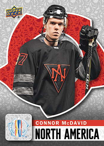 2016-upper-deck-world-cup-of-hockey-promotional-set-connor-mcdavid