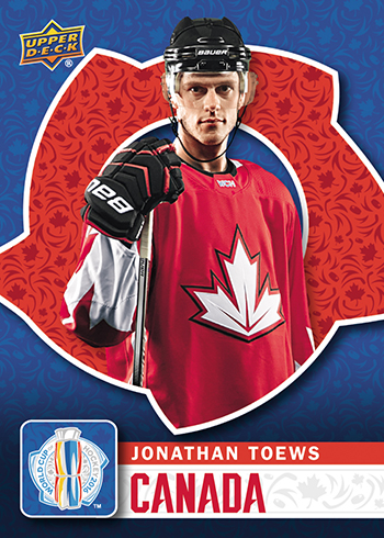2016-upper-deck-world-cup-of-hockey-promotional-set-jonanthan-toews