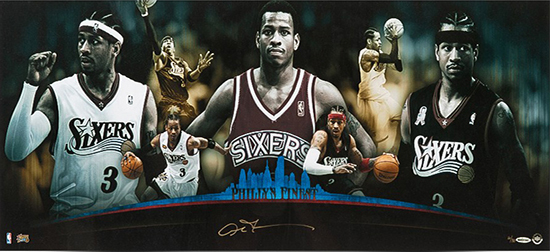 uda-allen-iverson-autographed-phillys-finest-hall-of-fame