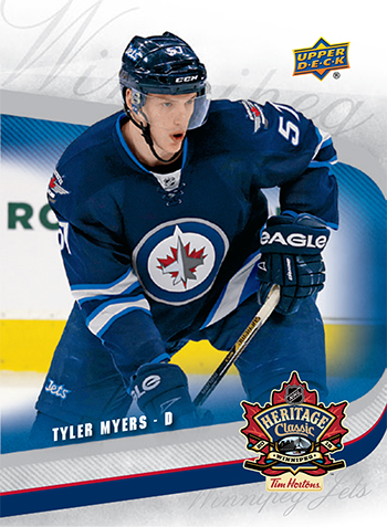 2016-upper-deck-nhl-heritage-classic-winnipeg-jets-tyler-myers