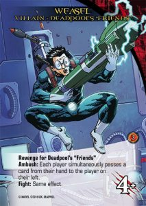 2016-upper-deck-legendary-deadpool-preview-villain-friends-revenge-weasel1