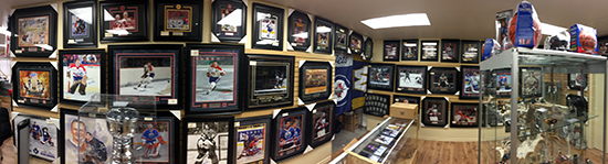 winnipeg-upper-deck-visit-hobby-shop-ajs-card-signed-memorabilia-display