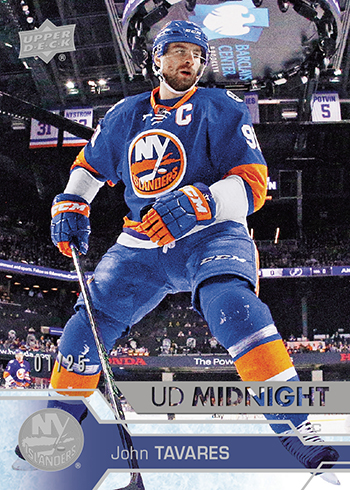 2016-17-Upper-Deck-Series-One-Fall-Expo-Exclusive-Midnight-Parallel-John-Tavares