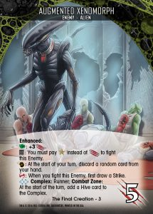 2016-upper-deck-card-preview-legendary-encounters-alien-expansion-card-enemy-augmented-xenomorph-enhanced