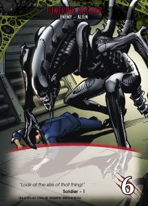 2016-upper-deck-card-preview-legendary-encounters-alien-expansion-card-soldier-towering-1-xenomorph