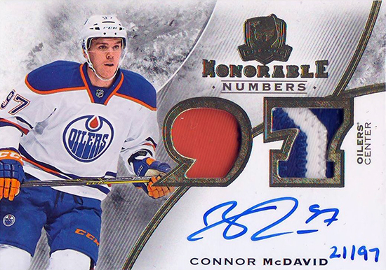 2015-16-NHL-The-Cup-Connor-McDavid-Honorable-Numbers-Card