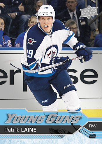 2016-17-NHL-Upper-Deck-Hockey-Young-Guns-Rookie-Card-Patrik-Laine