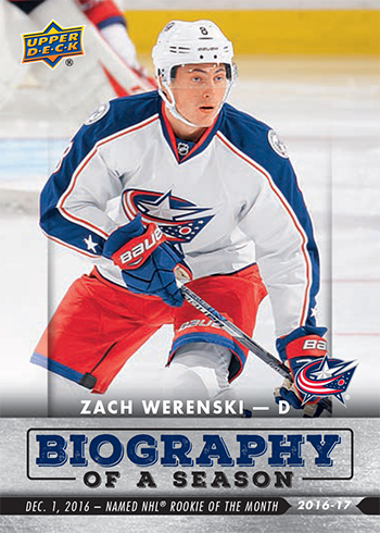 2016-17-NHL-Biography-of-a-Season-Upper-Deck-Rookie-Cards-Zach-Werenski